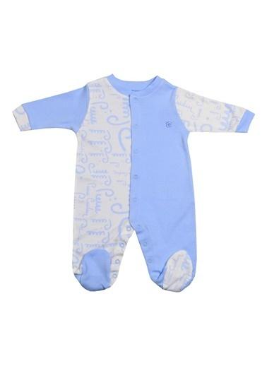 By Bebek Odam Pierre Cardin Lisanslı Bebek Tulum Renkli